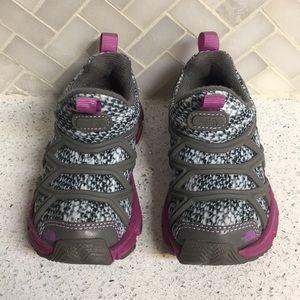 North Face Girls Litewave Knotty Knit Slip On Shoe